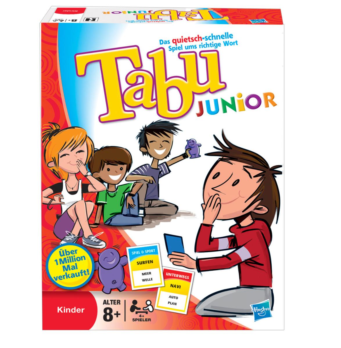 Bild 1 von Hasbro Tabu Junior