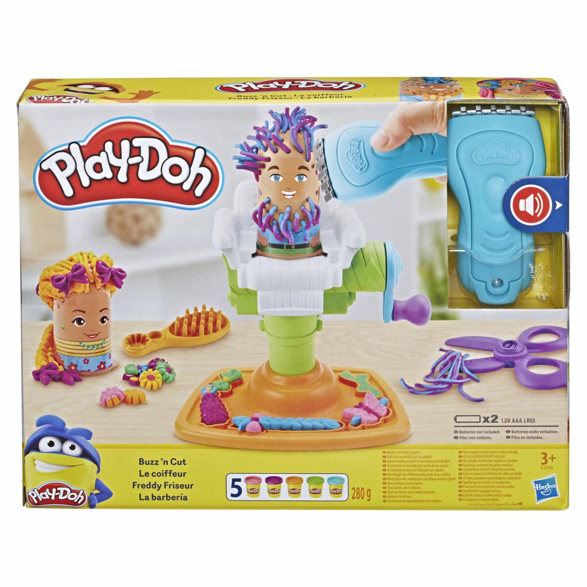 Bild 1 von Play-Doh Freddy Friseur Knet-Set