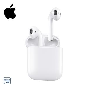 Bluetooth®- Kopfhörer Airpods 2 • bis zu 5 h Musikwiedergabe • bis zu 3 h Sprechdauer • inkl. Ladecase