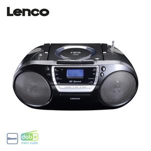 DAB+-Radio SCD-690BK mit Bluetooth® • CD-/Kassettenplayer, MP3 • PLL-FM-Radio • USB-/Aux-Anschluss • Netzbetrieb