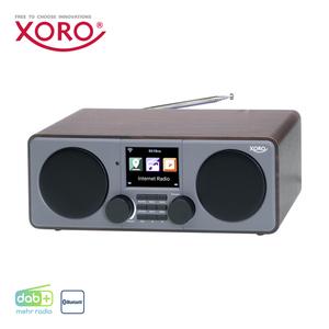 DAB+-Radio DAB 600 IR V3 • 12 Watt RMS • 7,1-cm-TFT-Farb-Display • 2 Weckzeiten, Wettervorhersage • MP3-Streaming, USB-/Aux-Anschluss