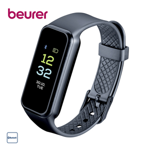 Activity Tracker AS 99 · Farbiger Touchscreen · Pulsmessung am Handgelenk durch optischen Sensor · Aktivitätstracking: Schritt, zurückgelegte Strecke, Kalorienverbrauch, Aktivitätsdauer und Err