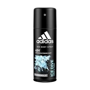 adidas Deo-Spray oder Dusche versch. Sorten, jede 150/ 250-ml-Dose/ Flasche