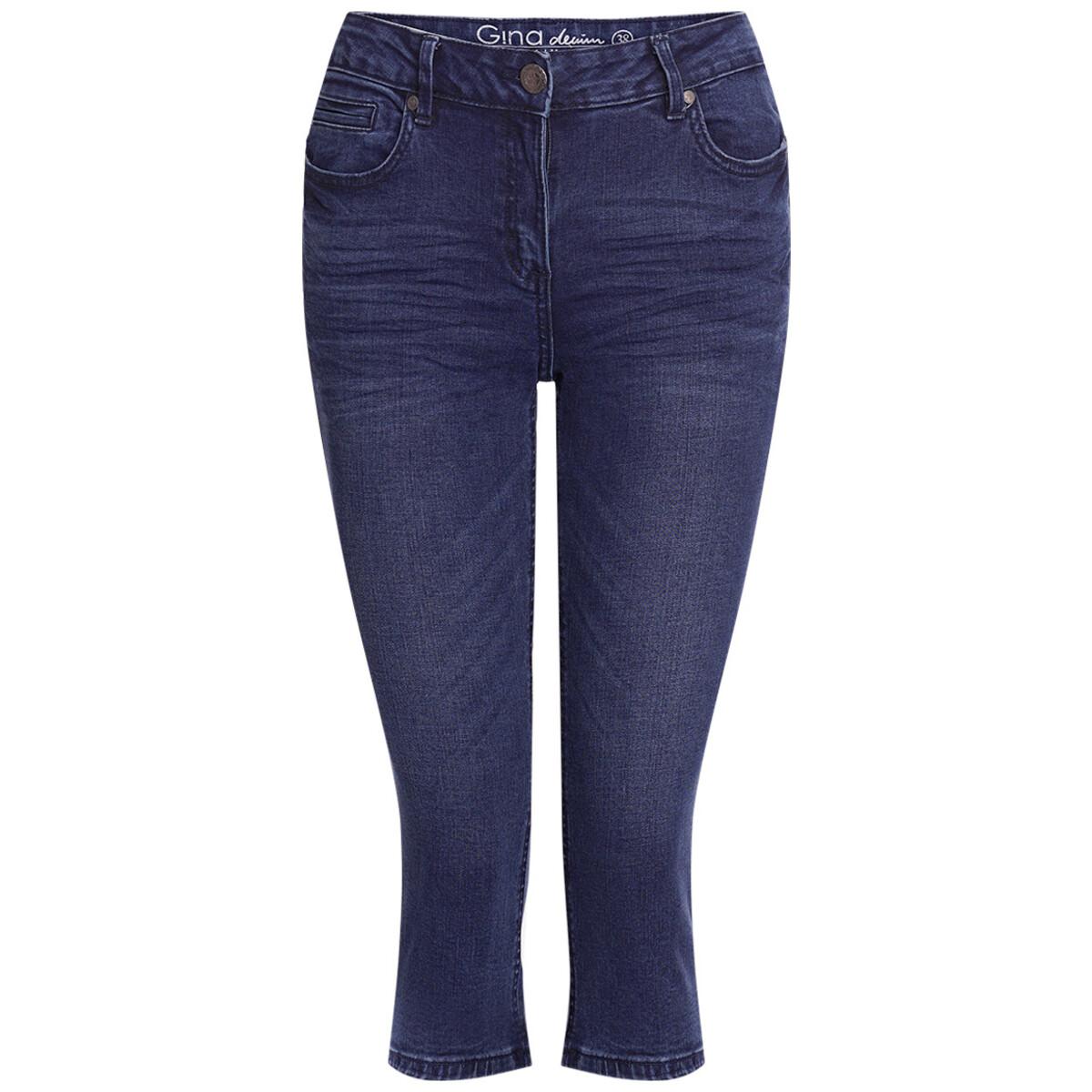 Bild 1 von 3/4 Damen Slim-Jeans im Five-Pocket-Style