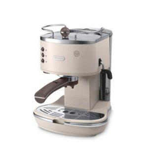 DeLonghi ECOV 311.BG Icona Vintage Espressomaschine Creme