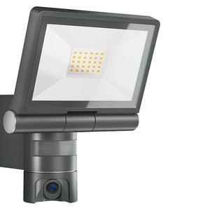 Steinel LED-Außenwandleuchte XLED CAM 1