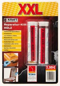 Kraft WerkzeugeReparatur-Kitt Holz XXL 2x56g