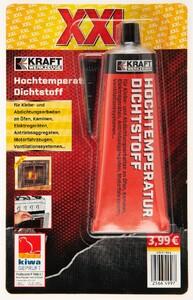Kraft Werkzeuge Hochtemperatur-Dichtstoff XXL, ca. 120g