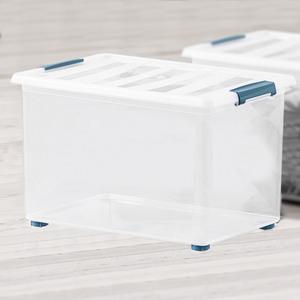 "Domopak Living Rollenbox inkl. Deckel ""Katla"", 57L"