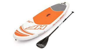 "Bestway - HYDRO-FORCE™ SUP Allround-Board-Set ""Aqua Journey"" 274 x 76 x 15 cm"