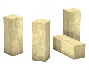 Eckstäbchen für Laminat-Sockelleiste Victoria Oak ca. 22 x 22 x 60 mm
