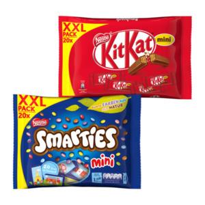 Smarties / KitKat Minis XXL