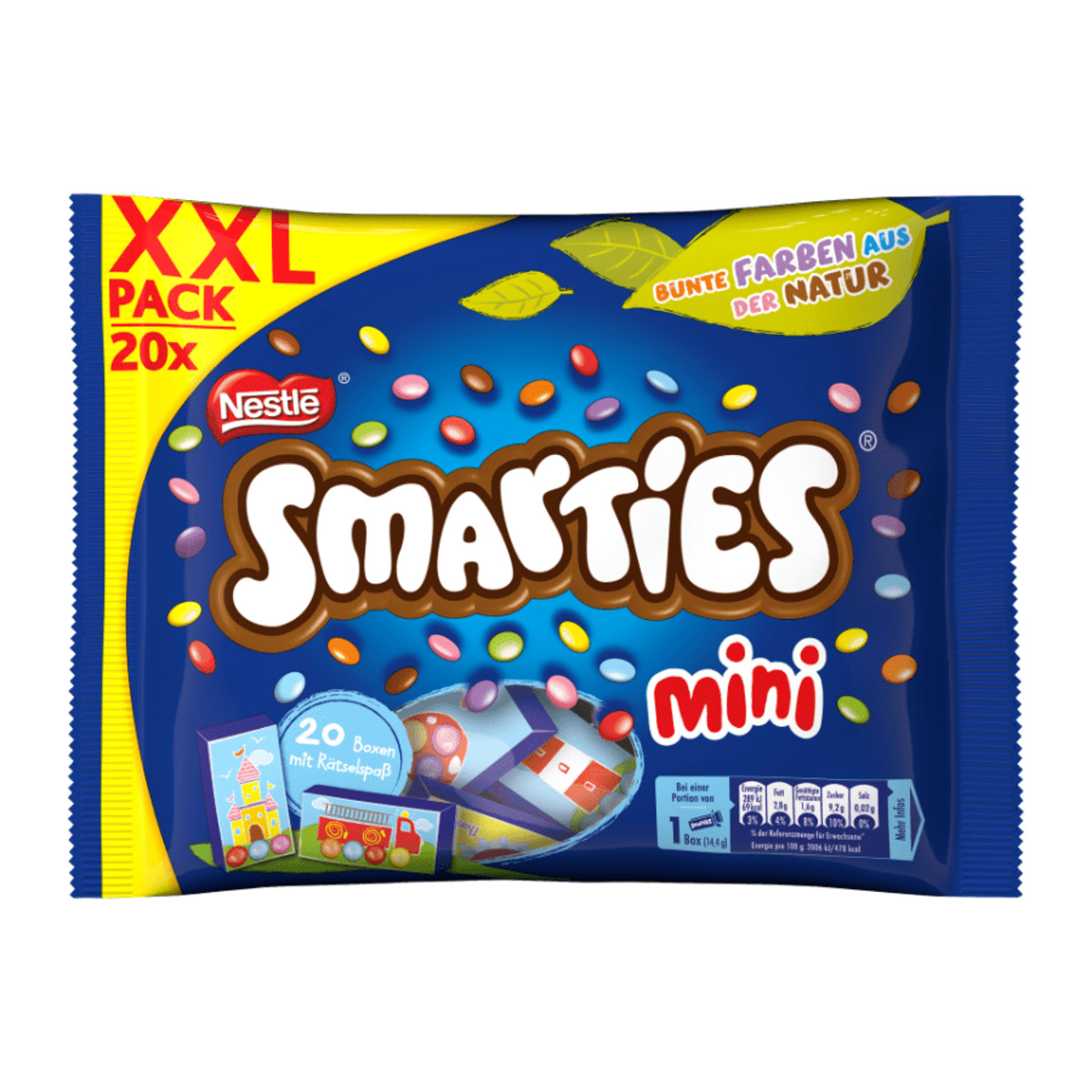 Bild 2 von Smarties / KitKat Minis XXL