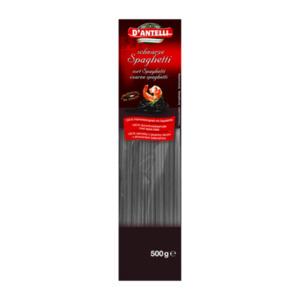 D'ANTELLI     Schwarze Spaghetti