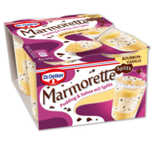 DR. OETKER Marmorette Splits