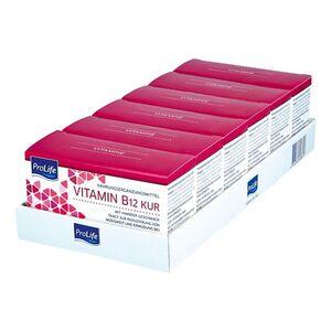 ProLife Ampullen B 12 Vitamin Kur 10 Ampullen / 70 ml, 6er Pack