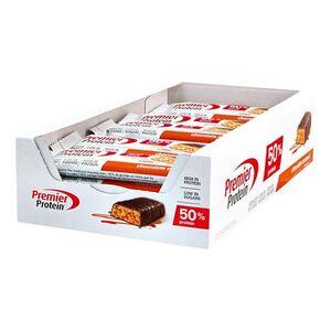 Premier Protein Riegel Chocolate Caramel 40 g, 24er Pack