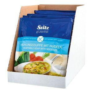 Seitz glutenfrei Frühlingssuppe 1 Liter, 7er Pack