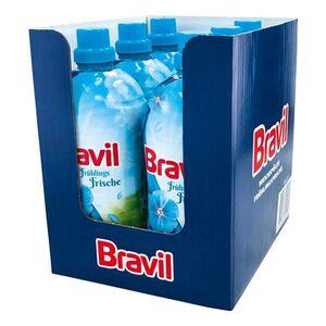 Bravil Weichspüler Frühlingsfrische 1,5 Liter, 6er Pack