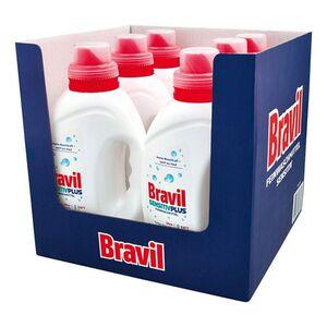 Bravil Feinwaschmittel Sensitiv Plus 1,5 Liter, 6er Pack