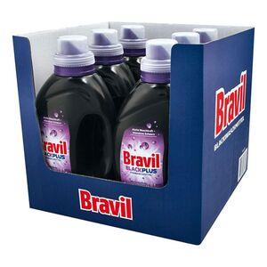 Bravil Black Feinwaschmittel 37 WL, 6er Pack
