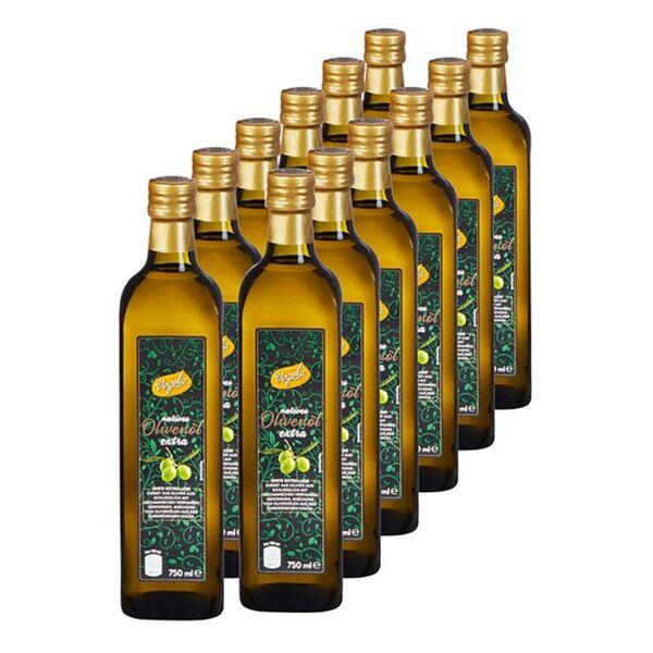 Vegola Olivenöl 750 ml, 12er Pack