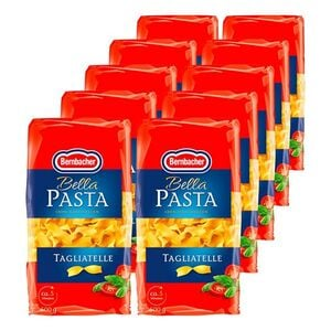 Bernbacher Pasta Tagliatelle 500 g, 10er Pack