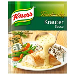 Knorr Feinschmecker Kräutersauce 250ml