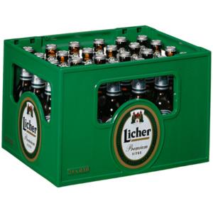 Licher Export 24x0,33l