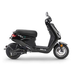 Blues E-Roller XT2000 45 km/h schwarz