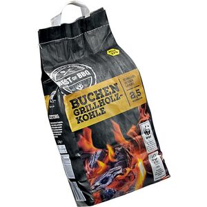 Best of BBQ Buchen-Grill-Holzkohle 2,5 kg