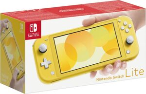 Nintendo Switch Lite Gelb