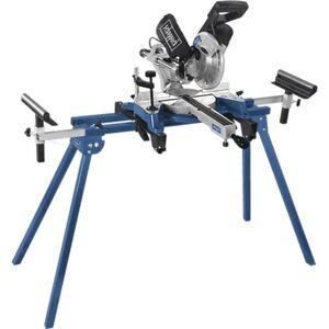 Scheppach UMF1550 ausziehbarer Arbeitstisch
