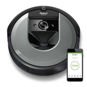 iRobot Roomba i7 7150 Staubsauger-Roboter Raumkartierung App-Steuerung