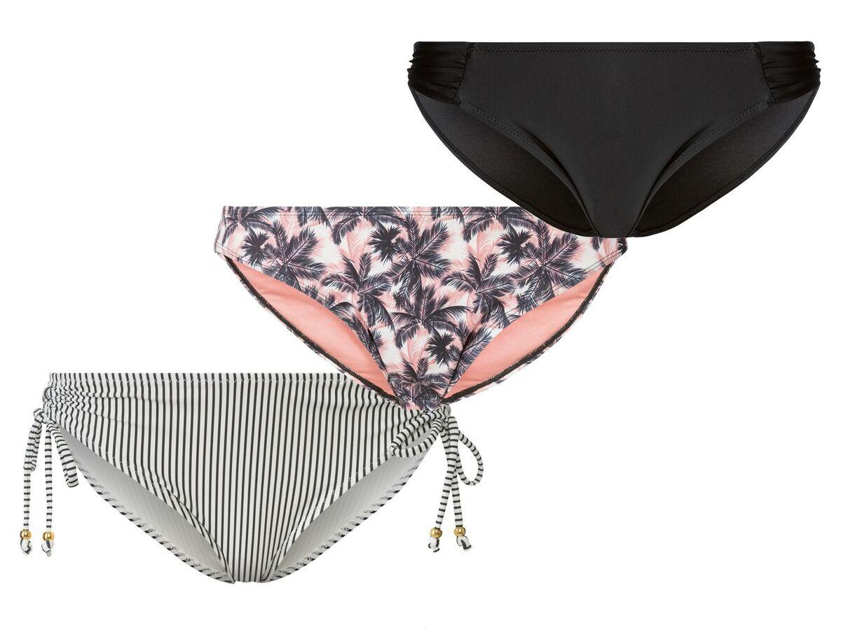 Bild 1 von ESMARA® Bikinihose Damen, mit Elasthan