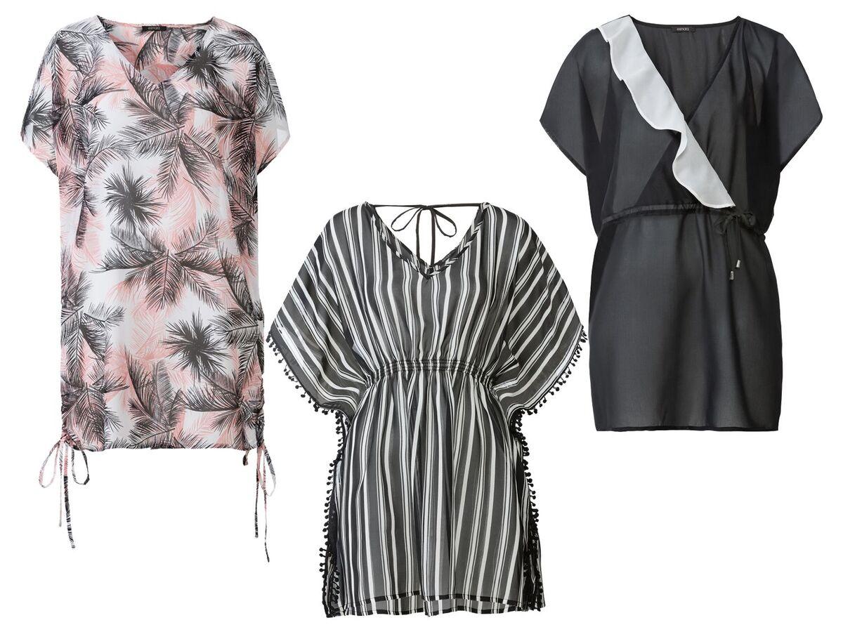 Bild 1 von ESMARA® Tunika Damen, in transparenter Qualität