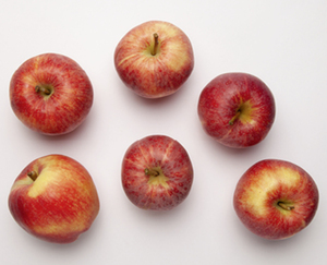 NATUR Lieblinge Äpfel Gala