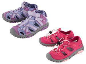 LUPILU® Kleinkinder Schuhe Mädchen, mit Ventilationsöffnung, Klettverschluss oder Zugband