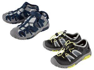 LUPILU® Kleinkinder Schuhe Jungen, mit Ventilationsöffnung, Klettverschluss oder Zugband