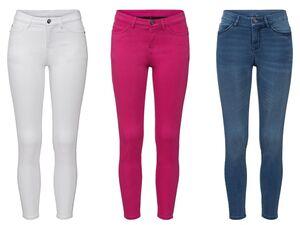 ESMARA® Jeans Damen, Skinny Fit, in 7/8-Länge, 5-Pocket-Style, mit Baumwolle und Elasthan