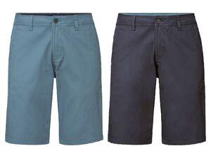 LIVERGY® Bermuda Herren, aus Baumwolle und Elasthan