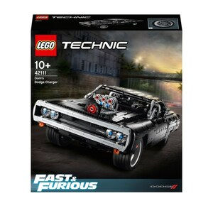 LEGO Technic 42111 Fast & Furious Dom's Dodge Charger