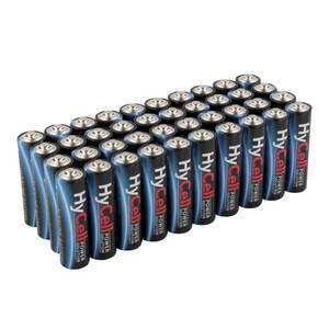 HyCell Alkaline Batterien im 40er Sparpack HyCell