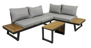 "Gartenmöbel Lounge-Set ""Felice"" Garden Pleasure"