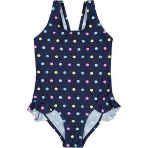 Manguun Badeanzug, Punkte, für Baby Mädchen