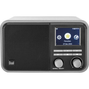 Dual WLAN-Internetradio CR 510