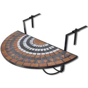 Möbel-Direkt-Online Balkontisch zum Einhängen Tonio