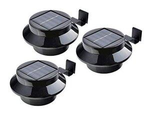 Solar-LED Dachrinnenleuchte