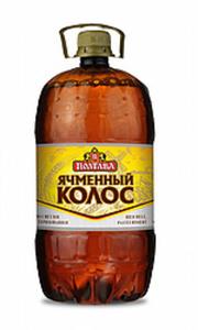 """Bier """"Yachmennyi kolos"""" hell, pasteurisiert 4,4% vol."""