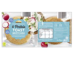 Goldähren Protein-Toastbrötchen